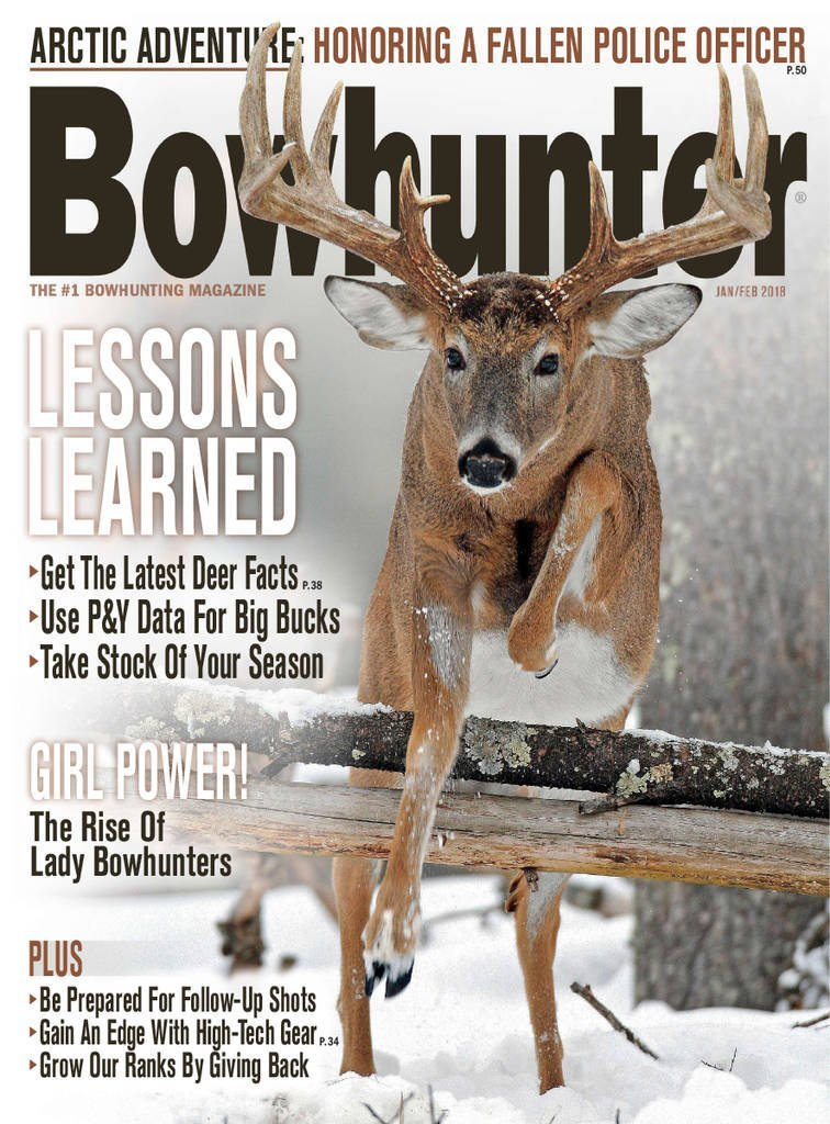 Bowhunter Magazine Subscription
