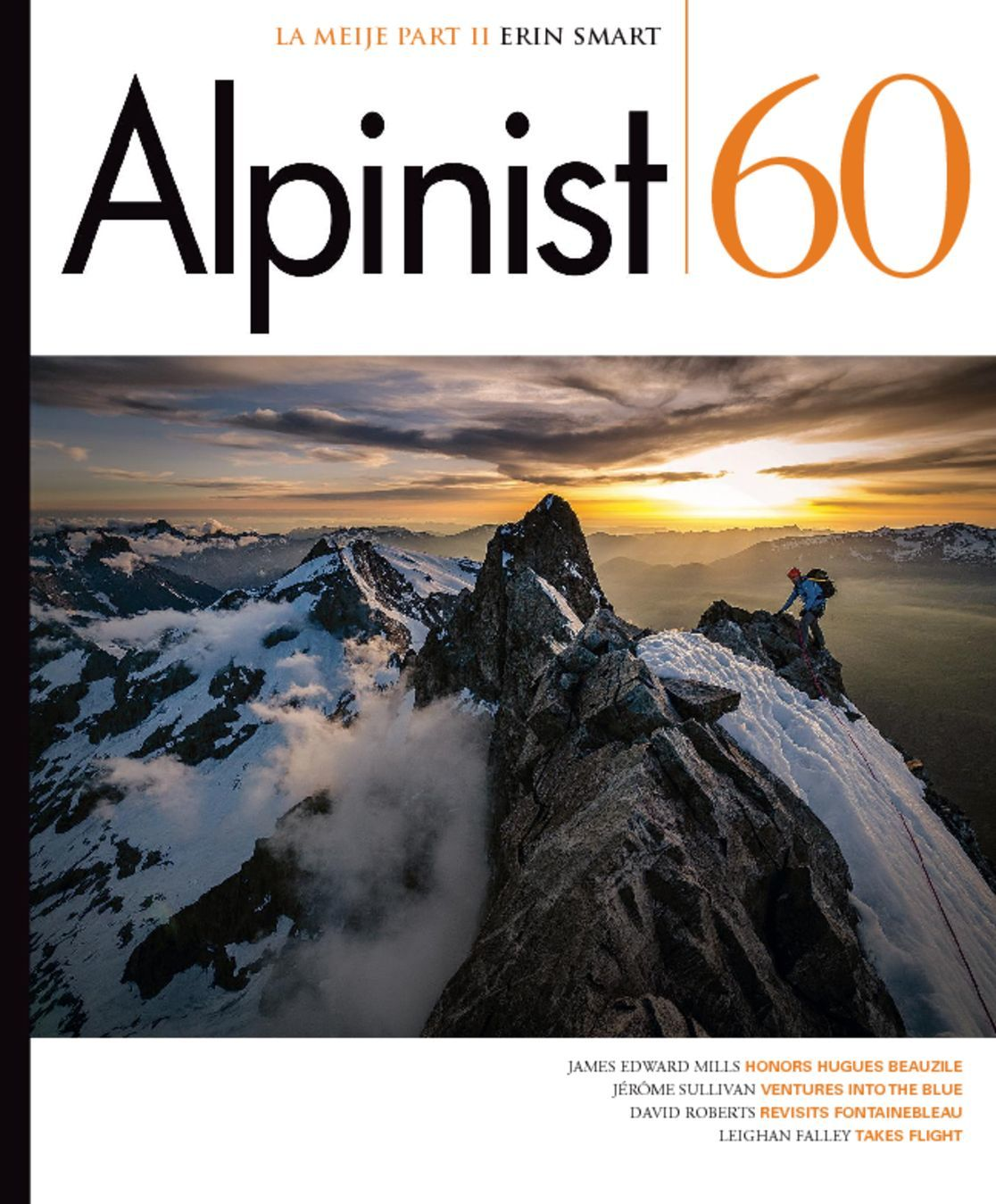 Alpinist Magazine Subscription