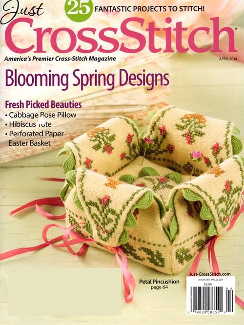 Just Cross Stitch Magazine Subscription