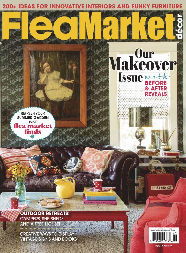 Flea Market Home Decor: Flea Market Decor Magazine
