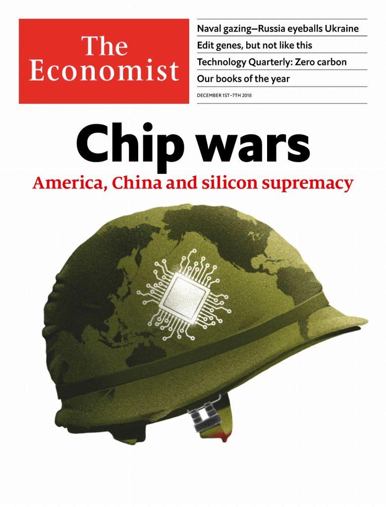 The Economist Digital Magazine Subscription