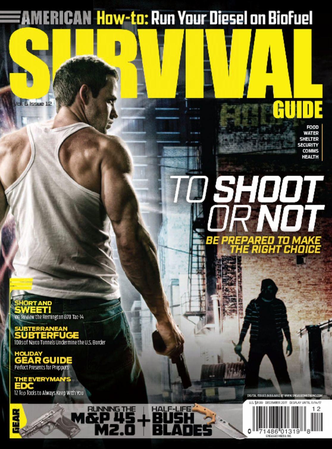 American Survival Guide Magazine Subscription