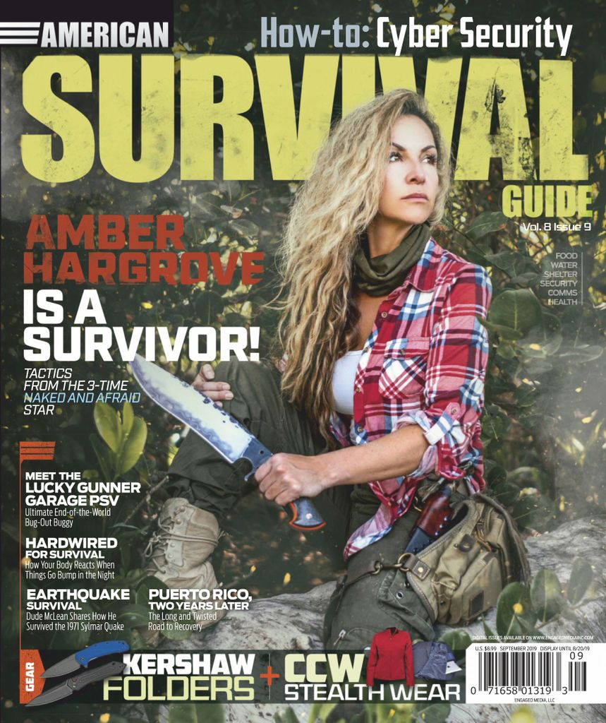 American Scientist Magazine Subscription: American Survival Guide Digital Magazine
