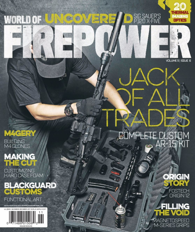 World Of FirePower Magazine Subscription