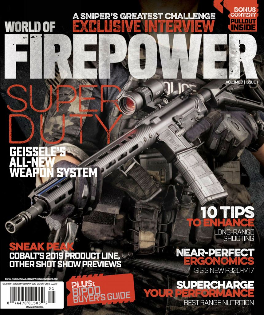 Best Price for World of Firepower Magazine Subscription