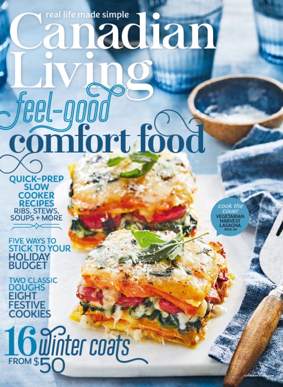Canadian Living Magazine Subscription