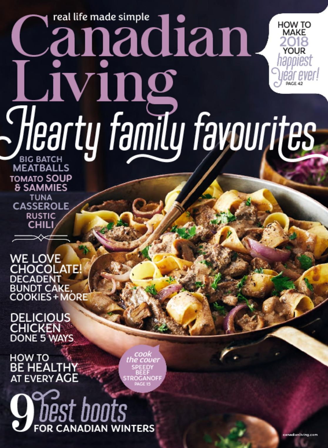 Canadian Living Magazine Subscription