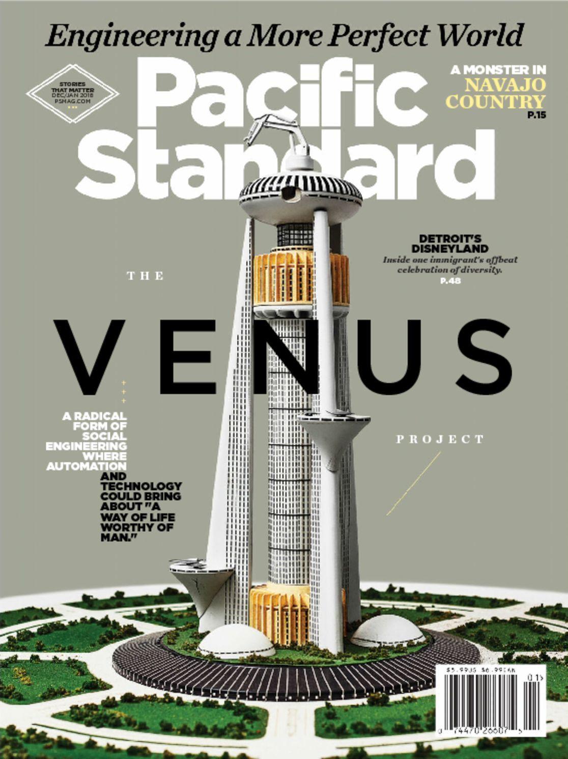 Pacific Standard Magazine Subscription