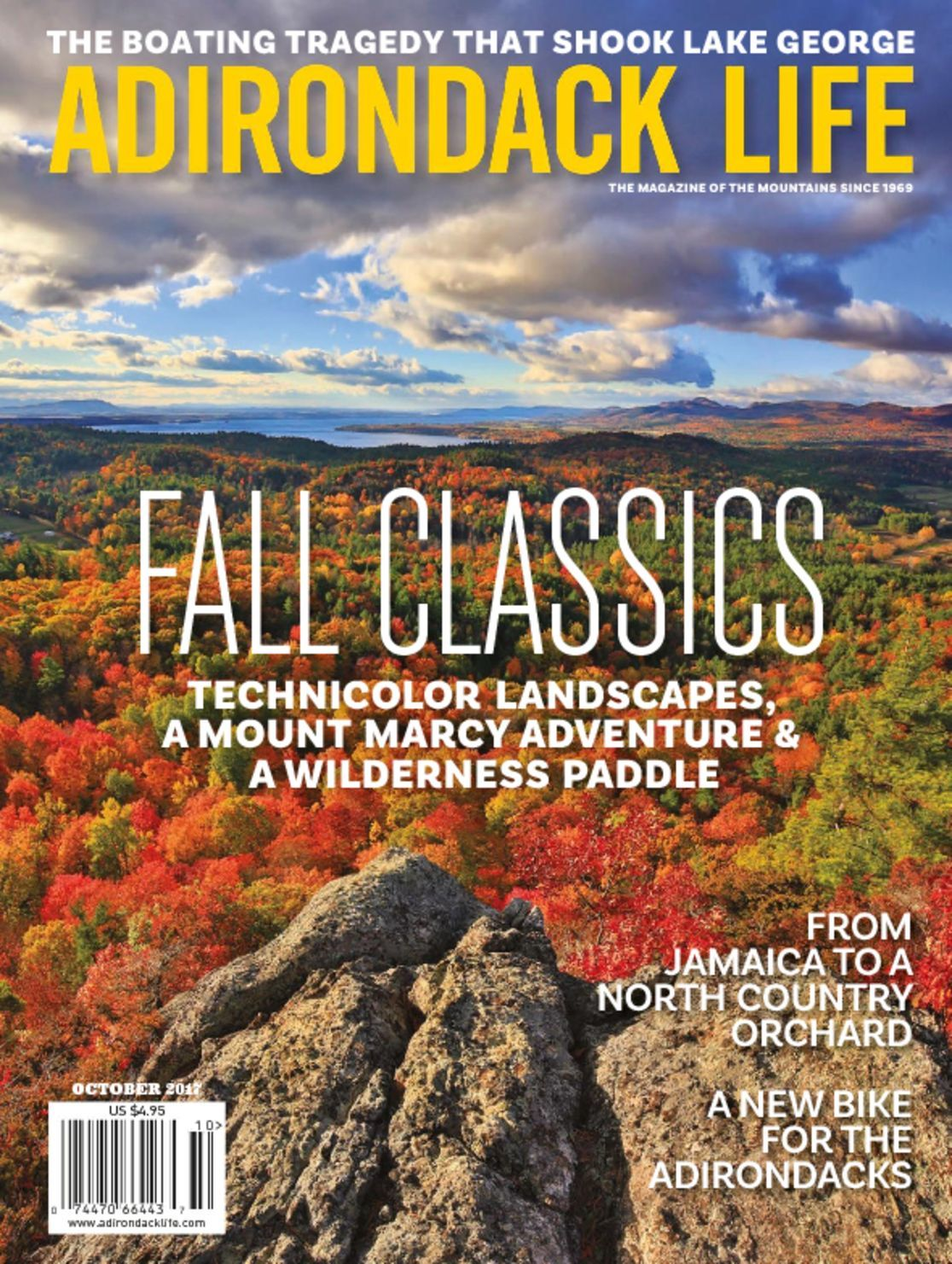 Adirondack Life Magazine Subscription