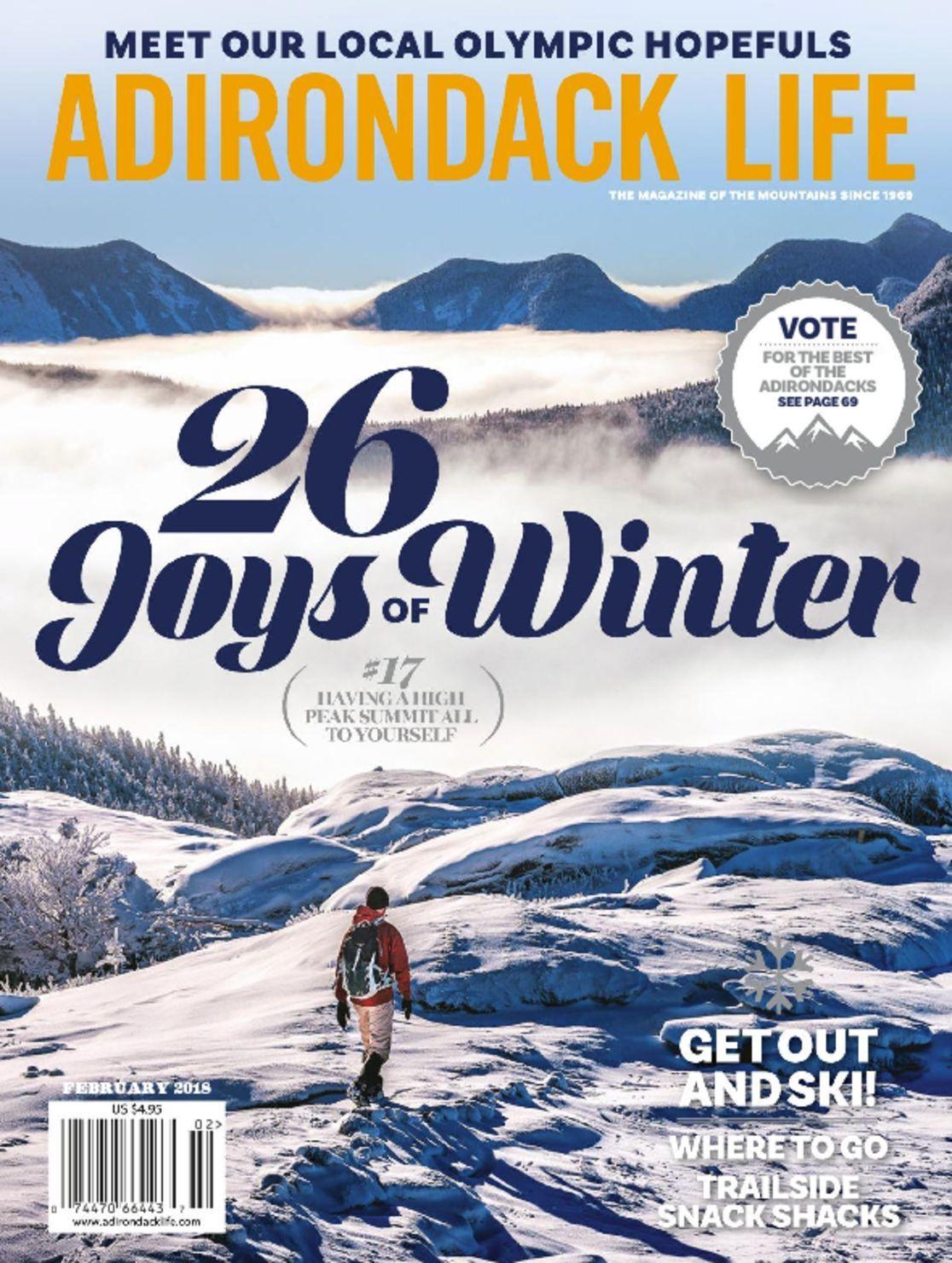 Adirondack Life Magazine Subscription
