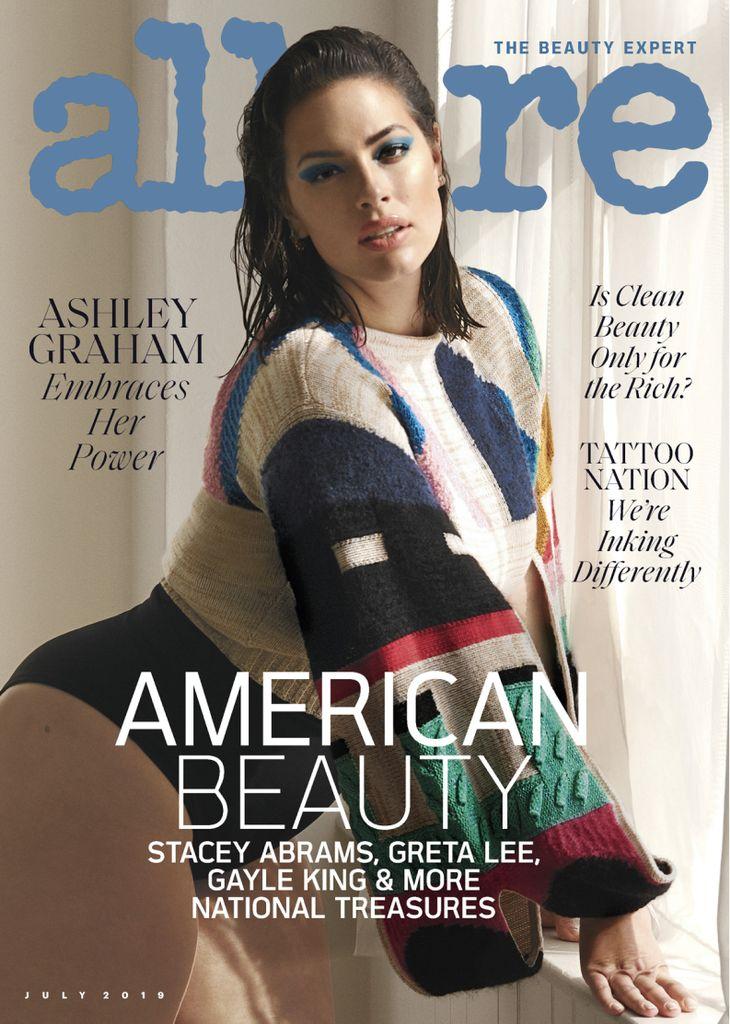Allure Magazine   Buy Allure Magazine Subscription - DiscountMags.com
