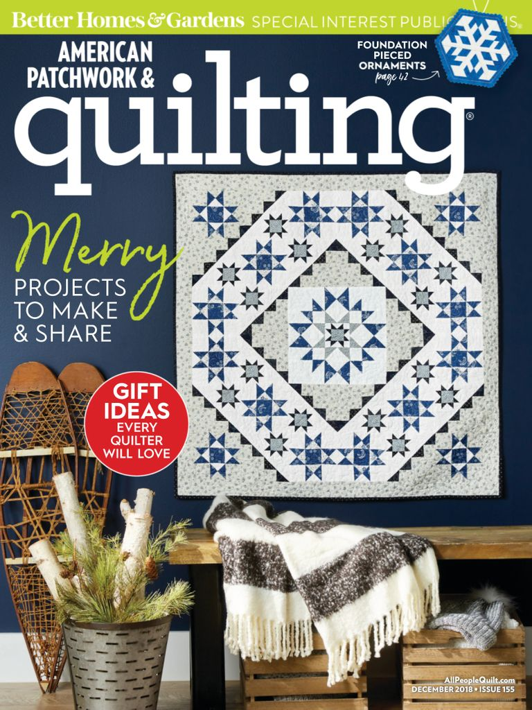 American Patchwork Quilting