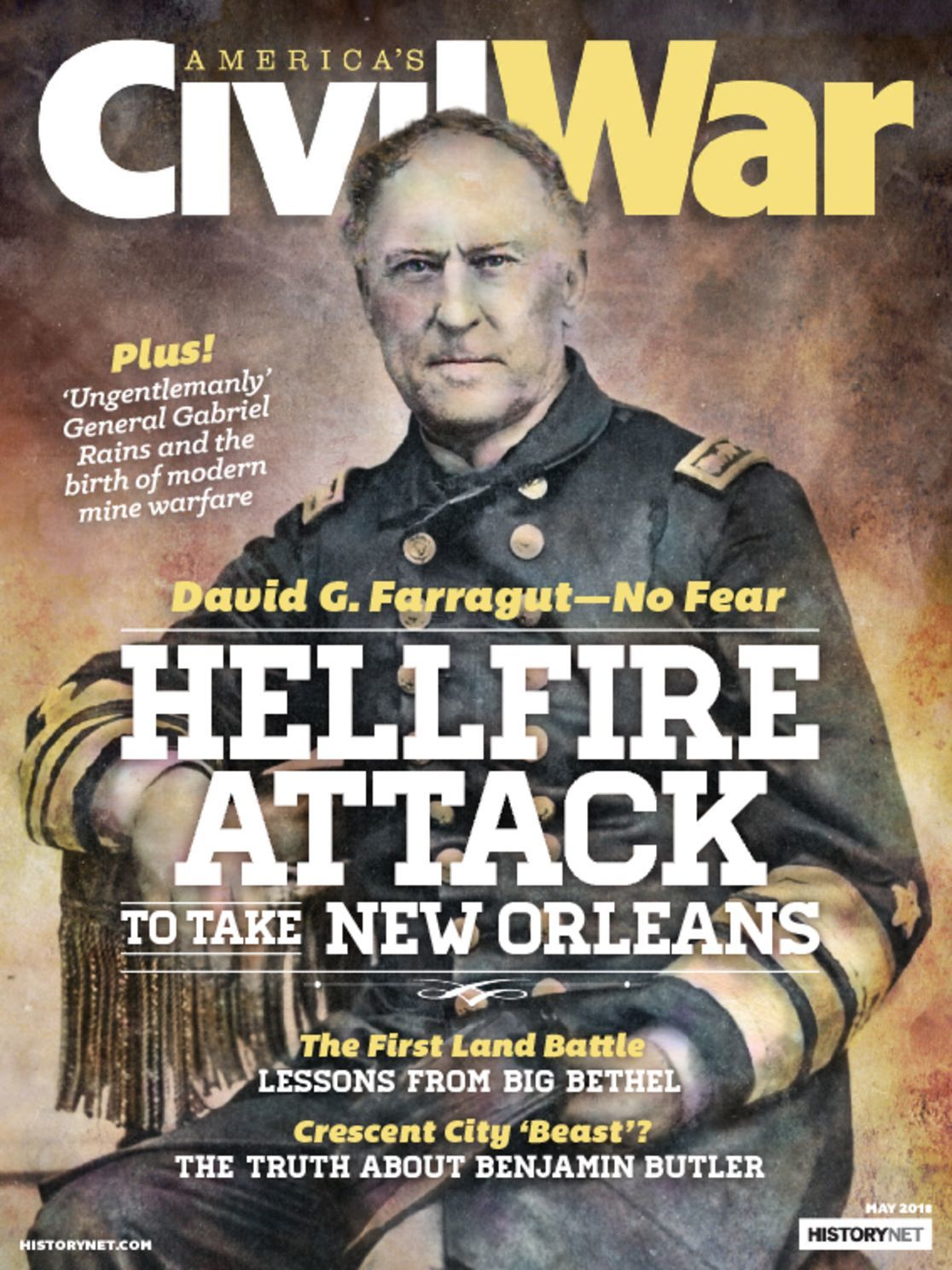 Americas Civil War
