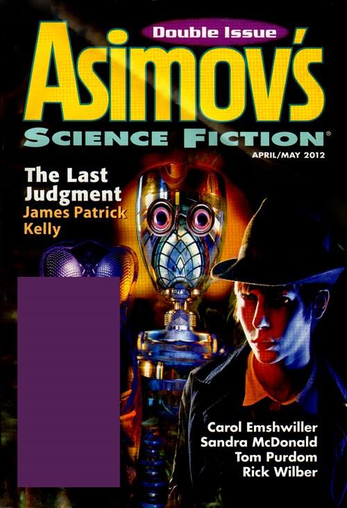 Asimov Science Fiction Magazine Subscription