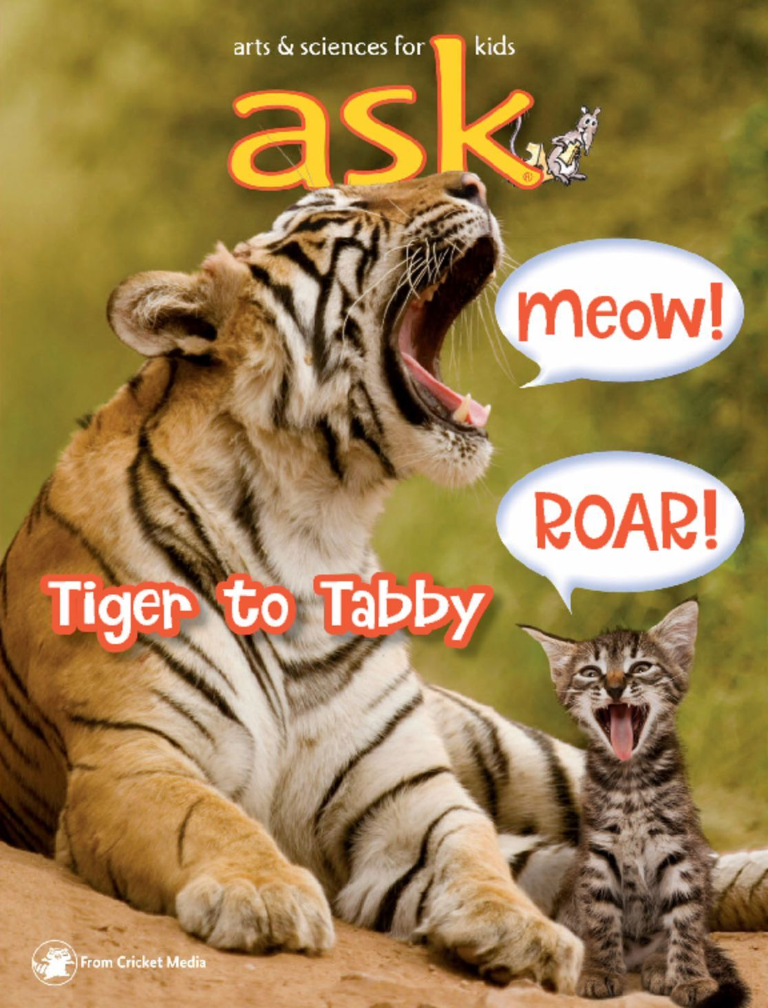 Ask Ages 7 to 10 Magazine Subscription