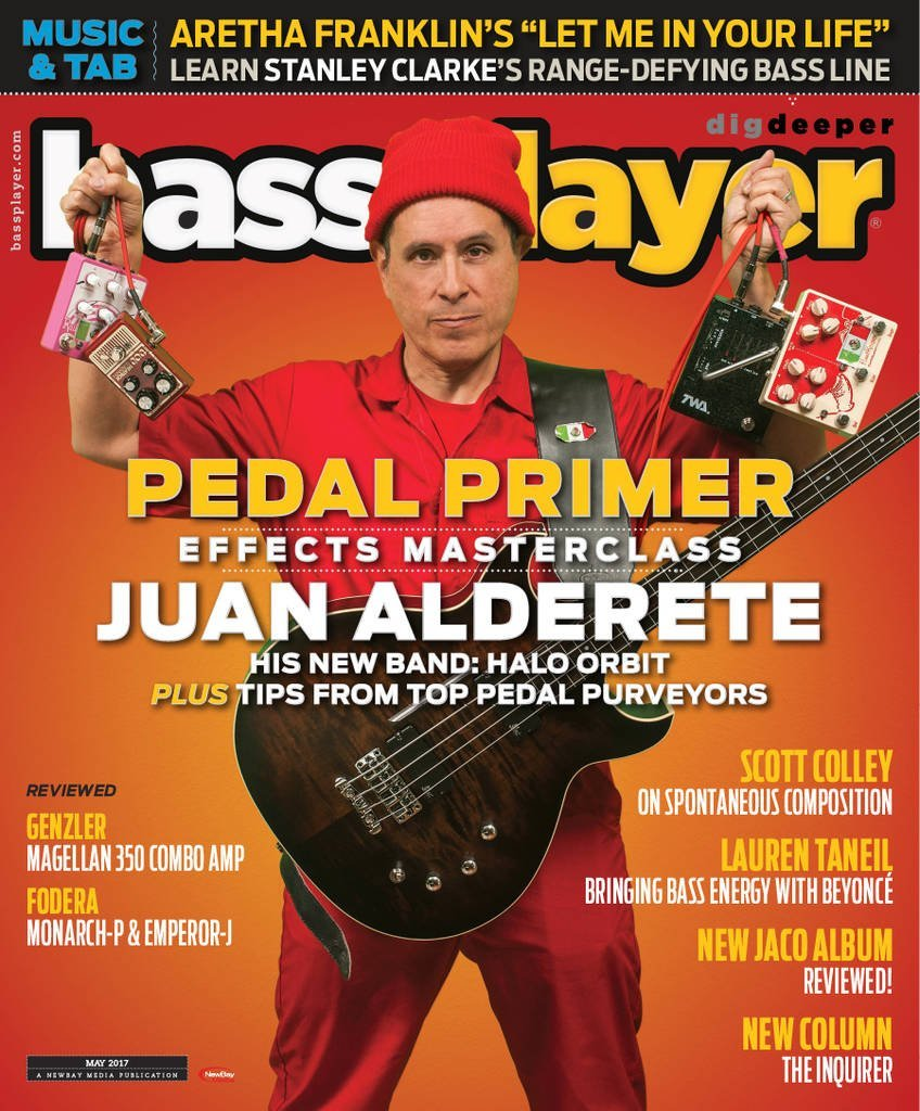 Bass Player Magazine Subscription