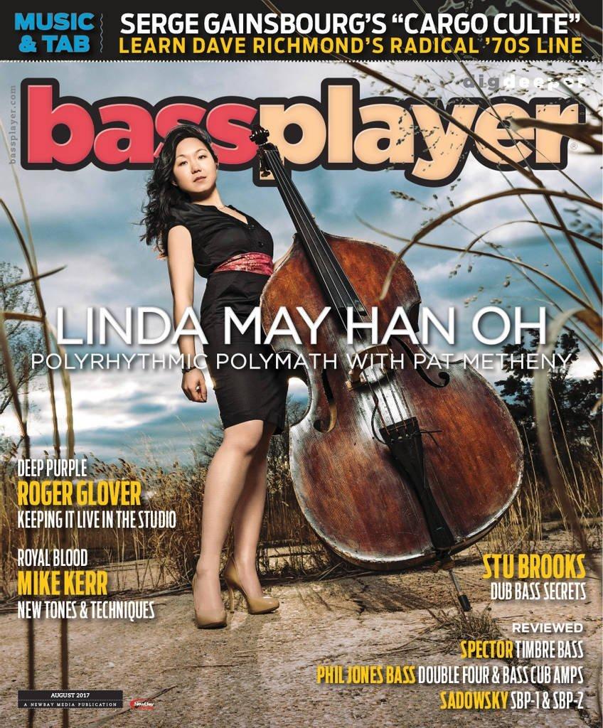 Bass Player Magazine Subscription