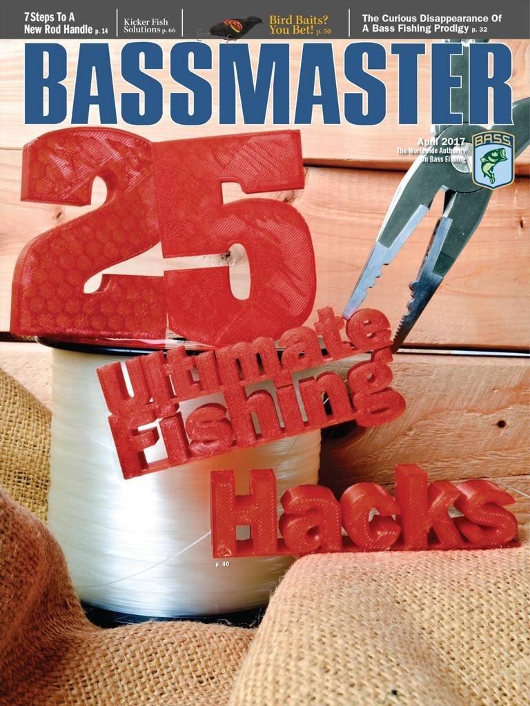 Bassmaster Magazine Subscription