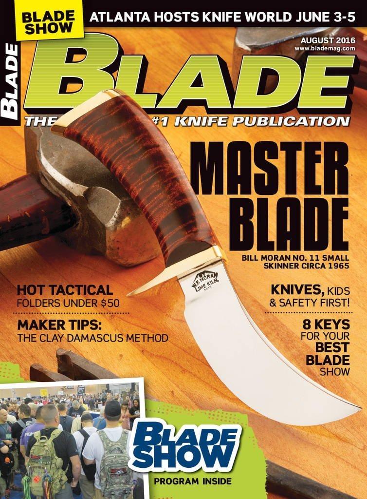 The Blade Magazine  January 2006