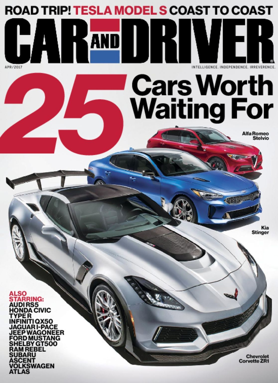Car and Driver Magazine Subscription