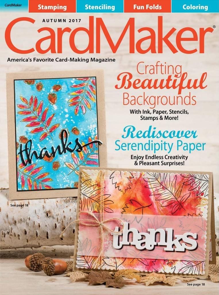 Card Maker Magazine Subscription