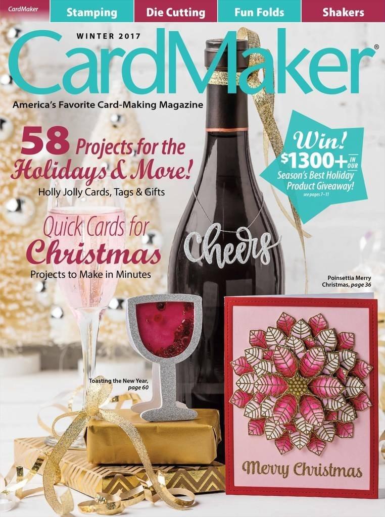 Best Price for CardMaker Magazine Subscription