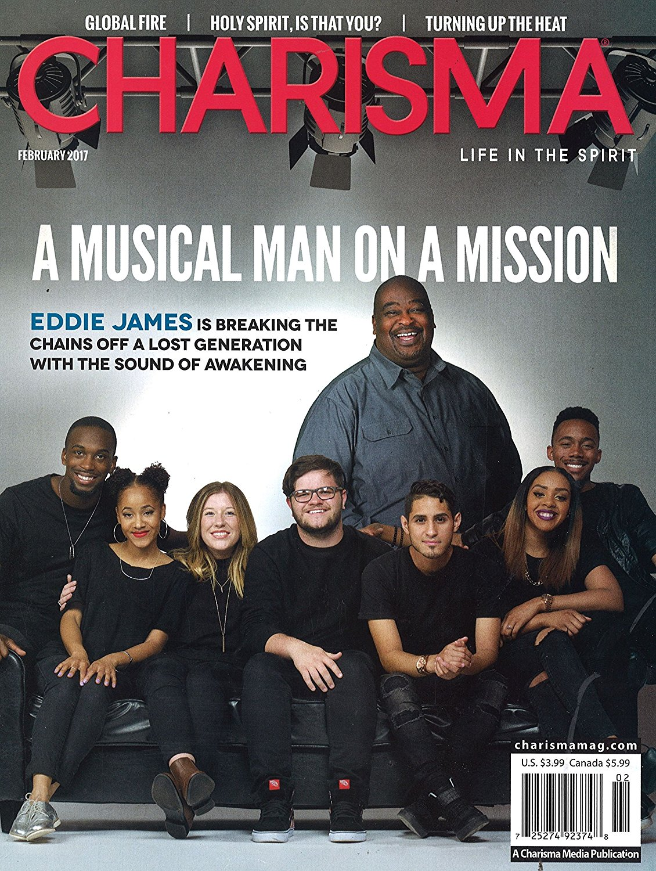 Charisma Magazine Subscription