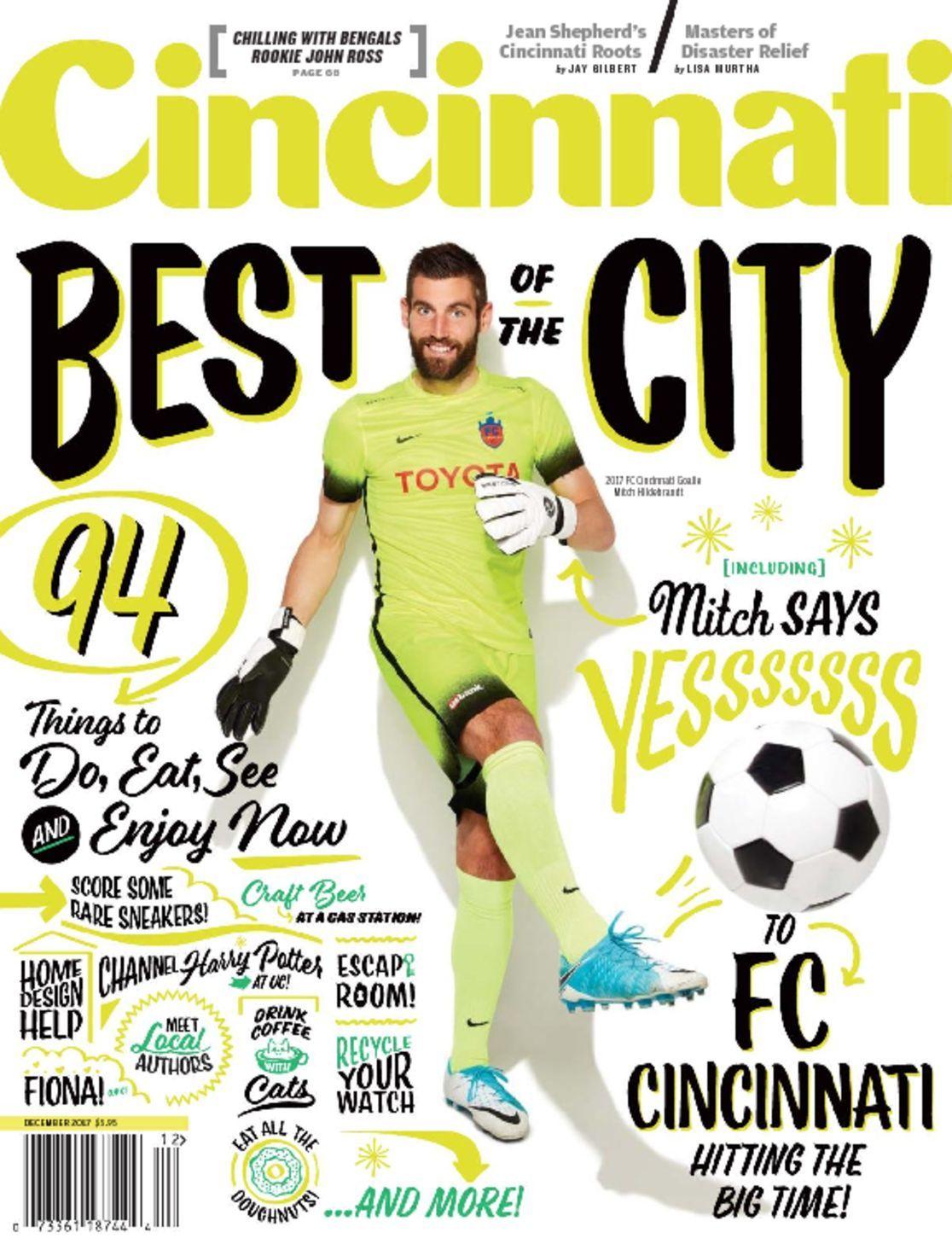 Cincinnati Magazine Subscription