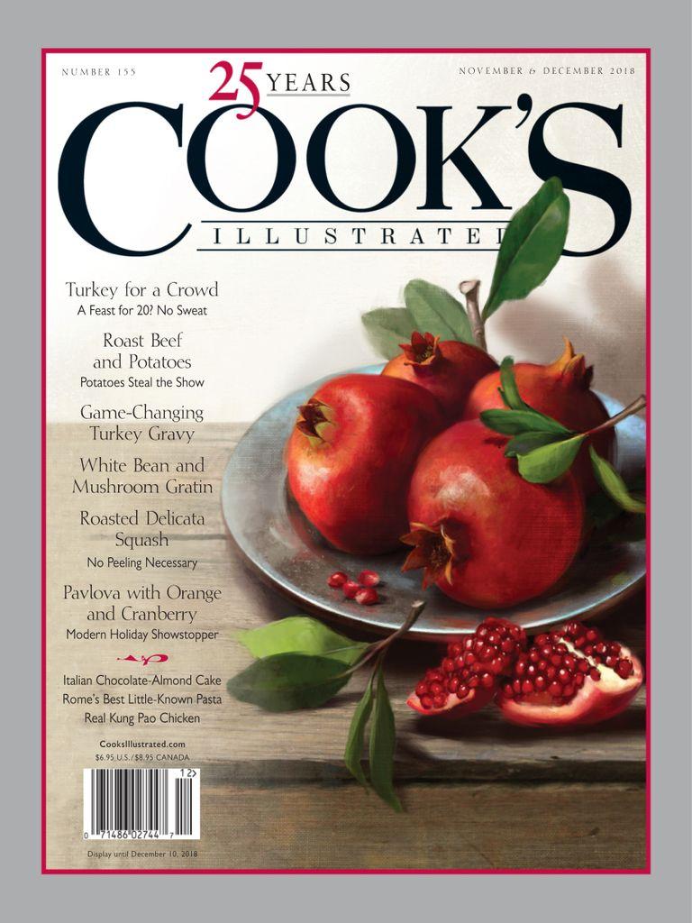 Cooks Illustrated