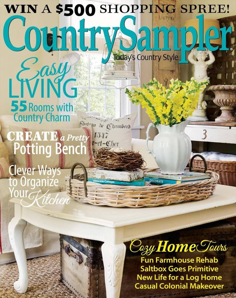 Country Sampler Magazine Subscription