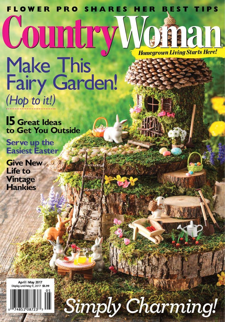 Country Woman Magazine Subscription