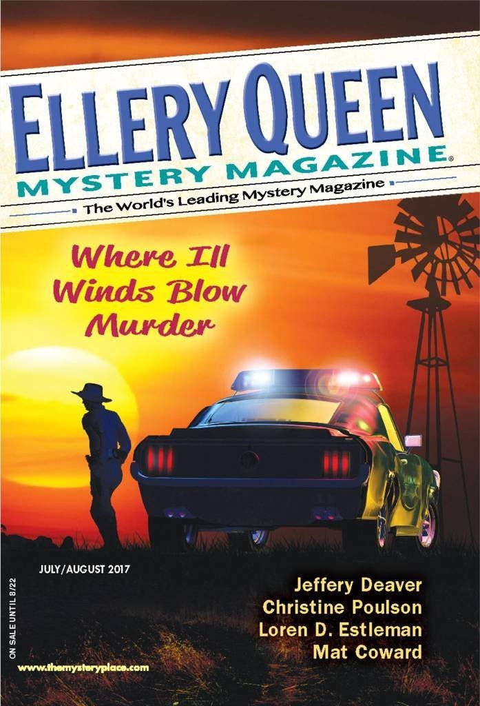 Ellery Queen Mystery Magazine Subscription