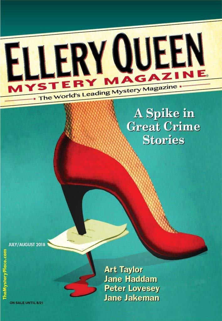 Ellery Queens Mystery