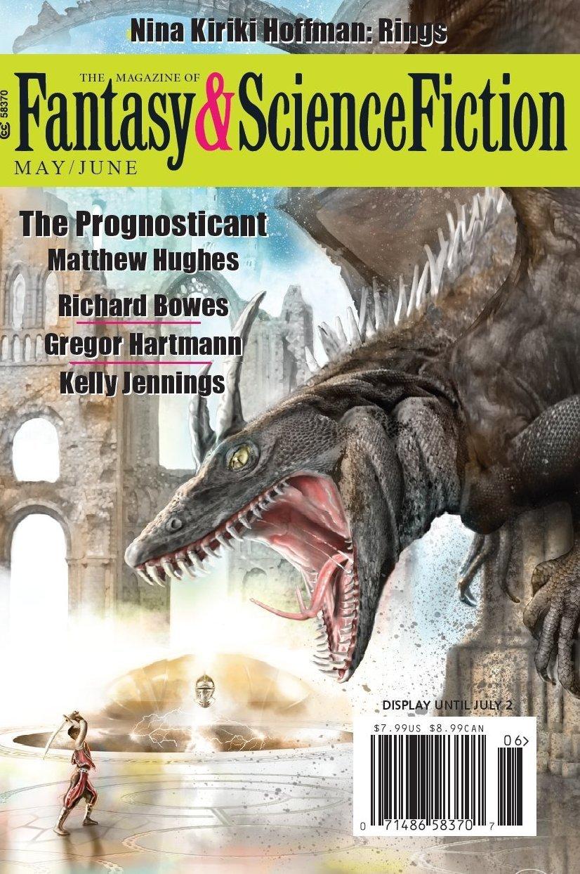 Fantasy Science Fiction Magazine Subscription