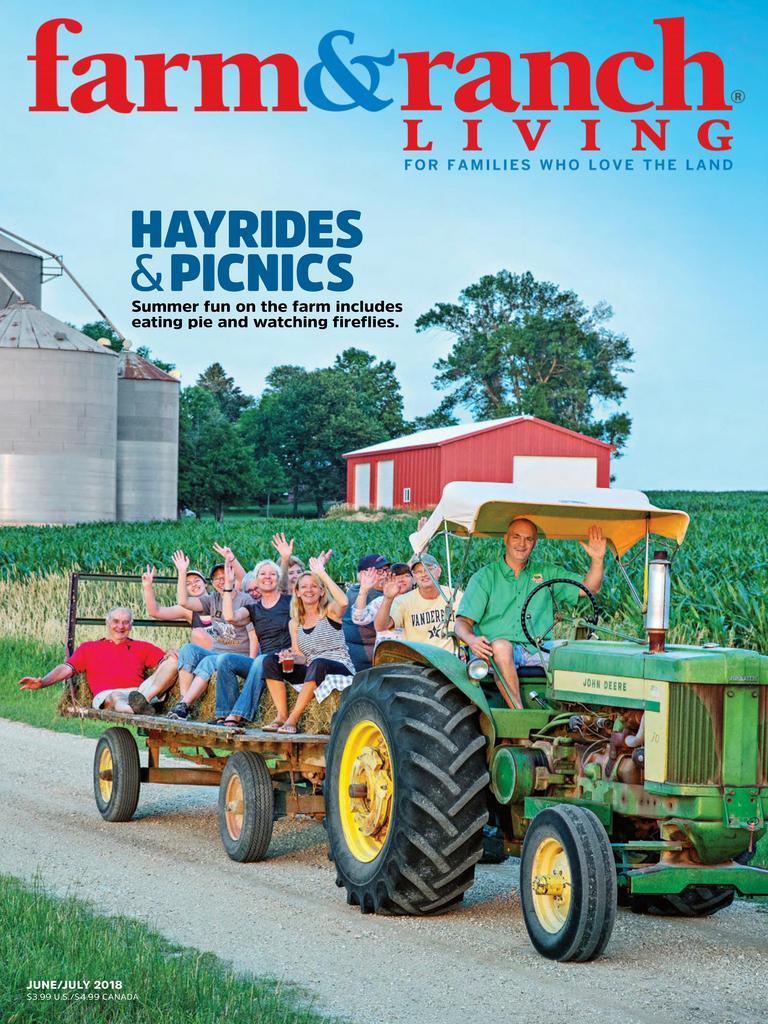 Farm Ranch Living