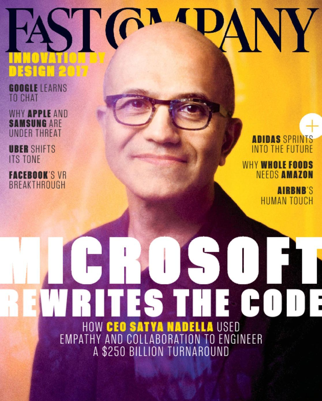 Fast Company Magazine Subscription