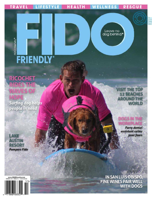 Fido Friendly Magazine Subscription