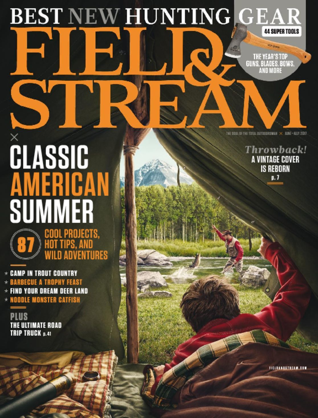 Field Stream Digital Magazine Subscription