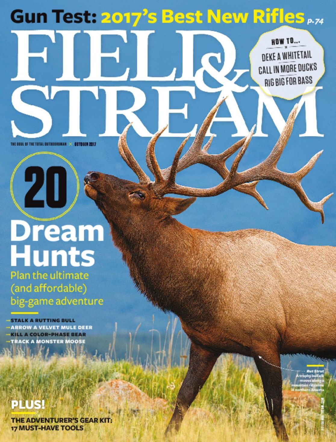 Field Stream Digital Magazine Subscription