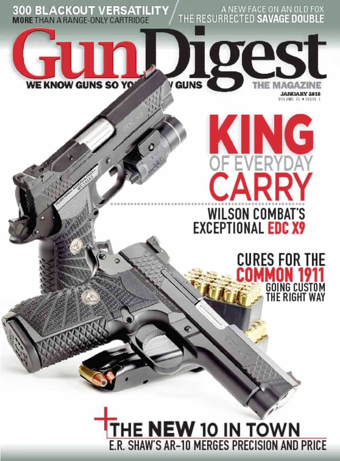 Gun Digest Magazine Subscription