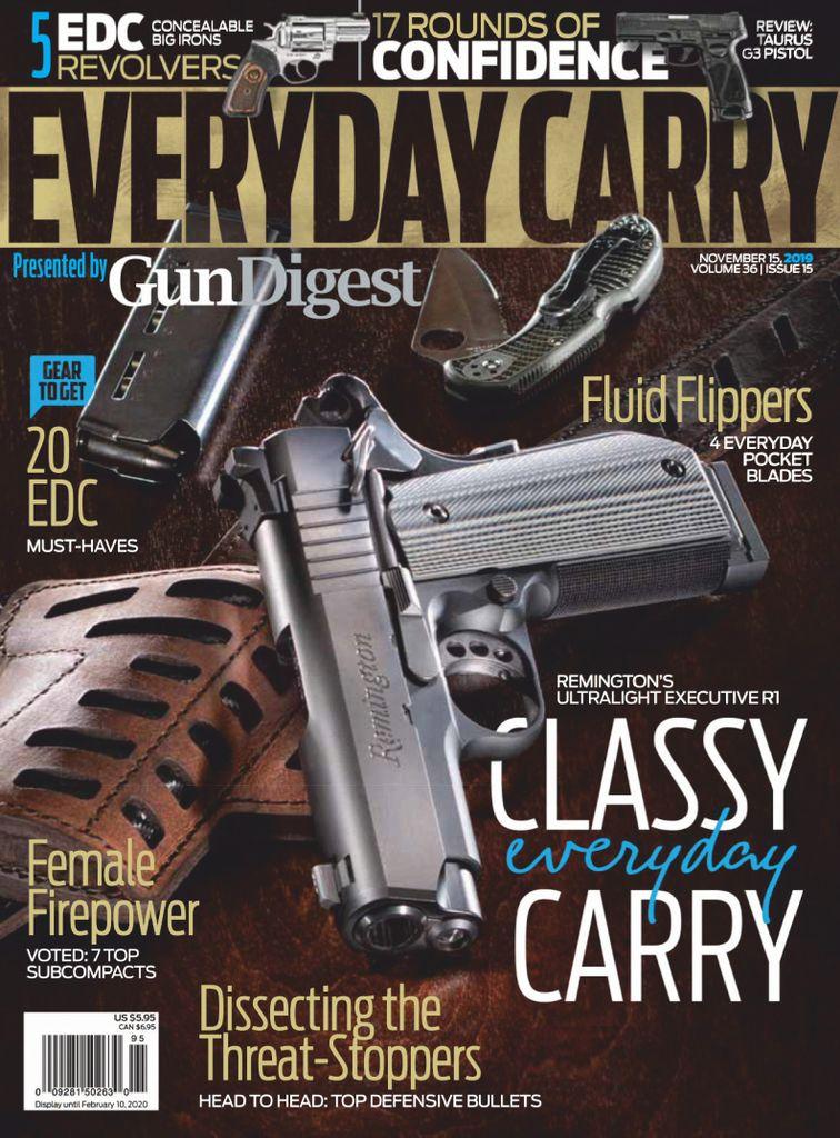 Gun Digest the Magazine July 2018 Digital Issue