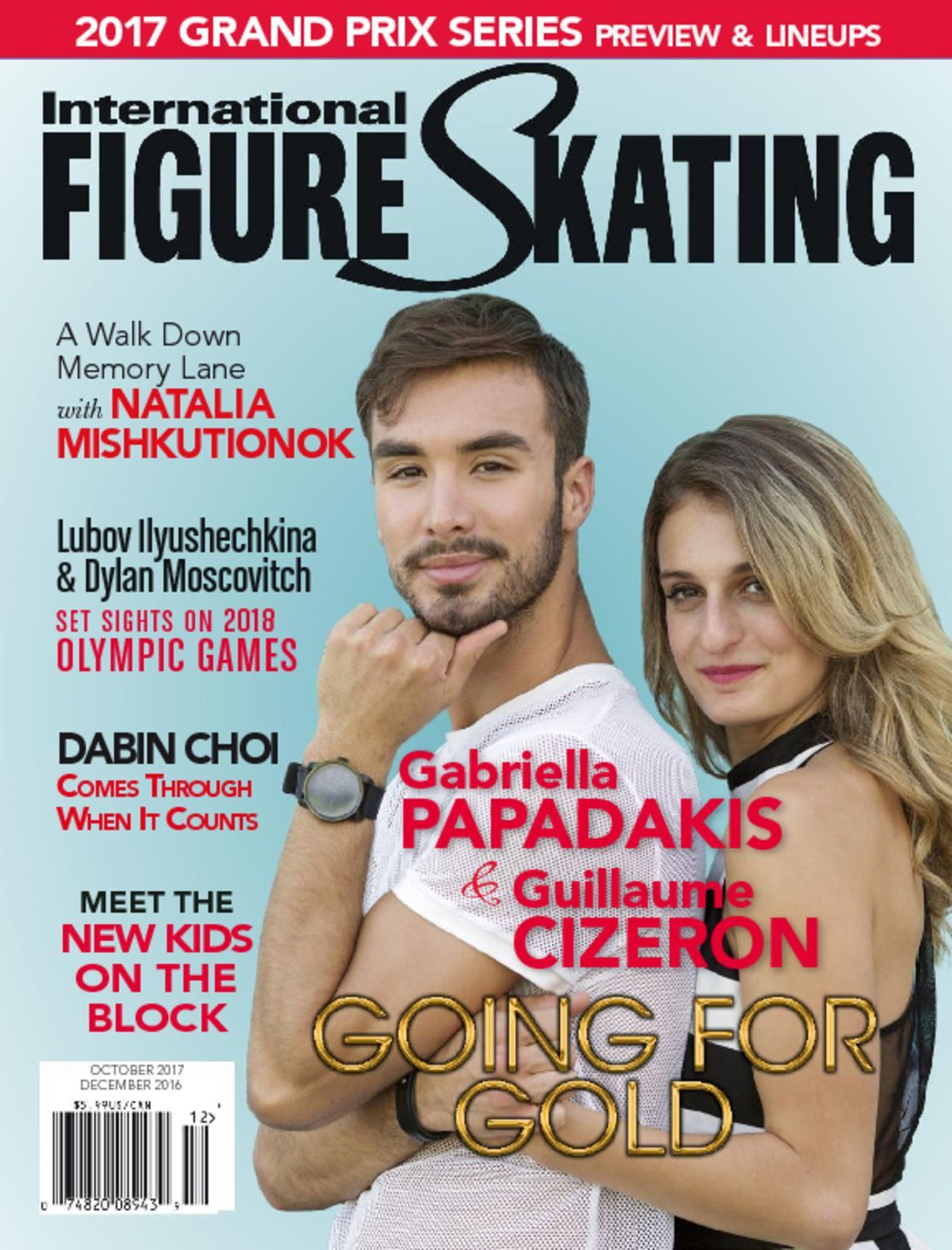 International Figure Skating Magazine Subscription