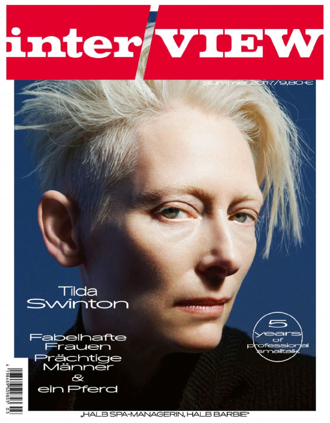 Interview Magazine Subscription