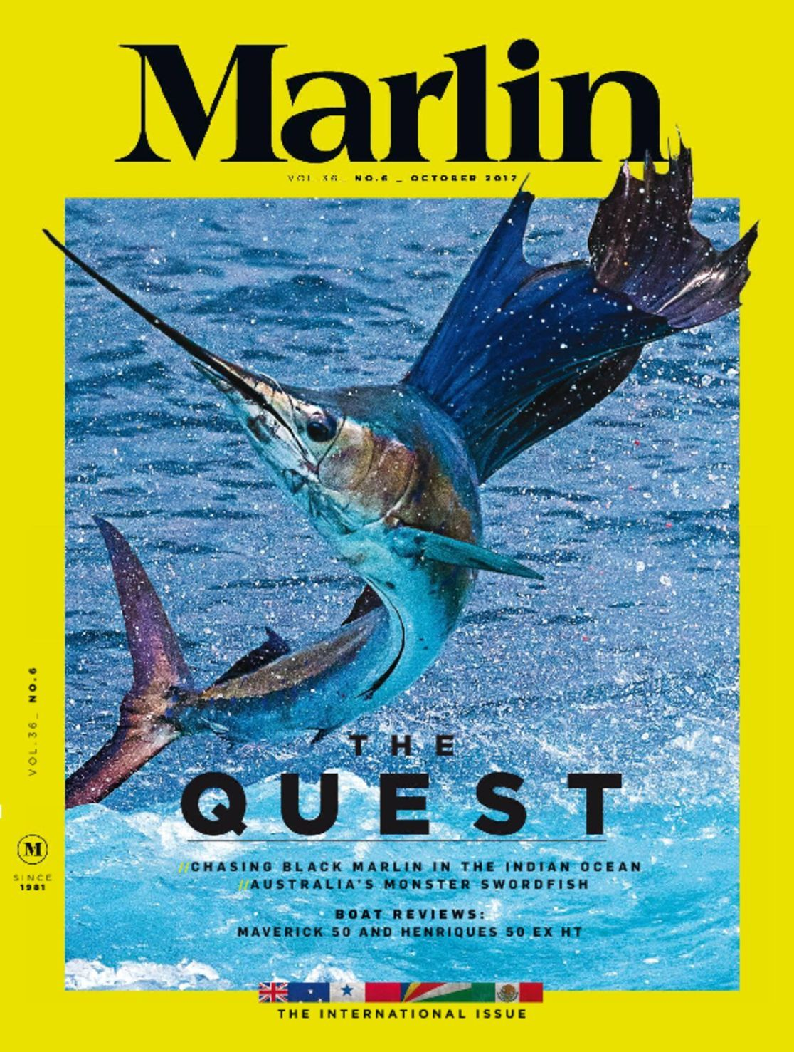 Marlin Digital Magazine Subscription