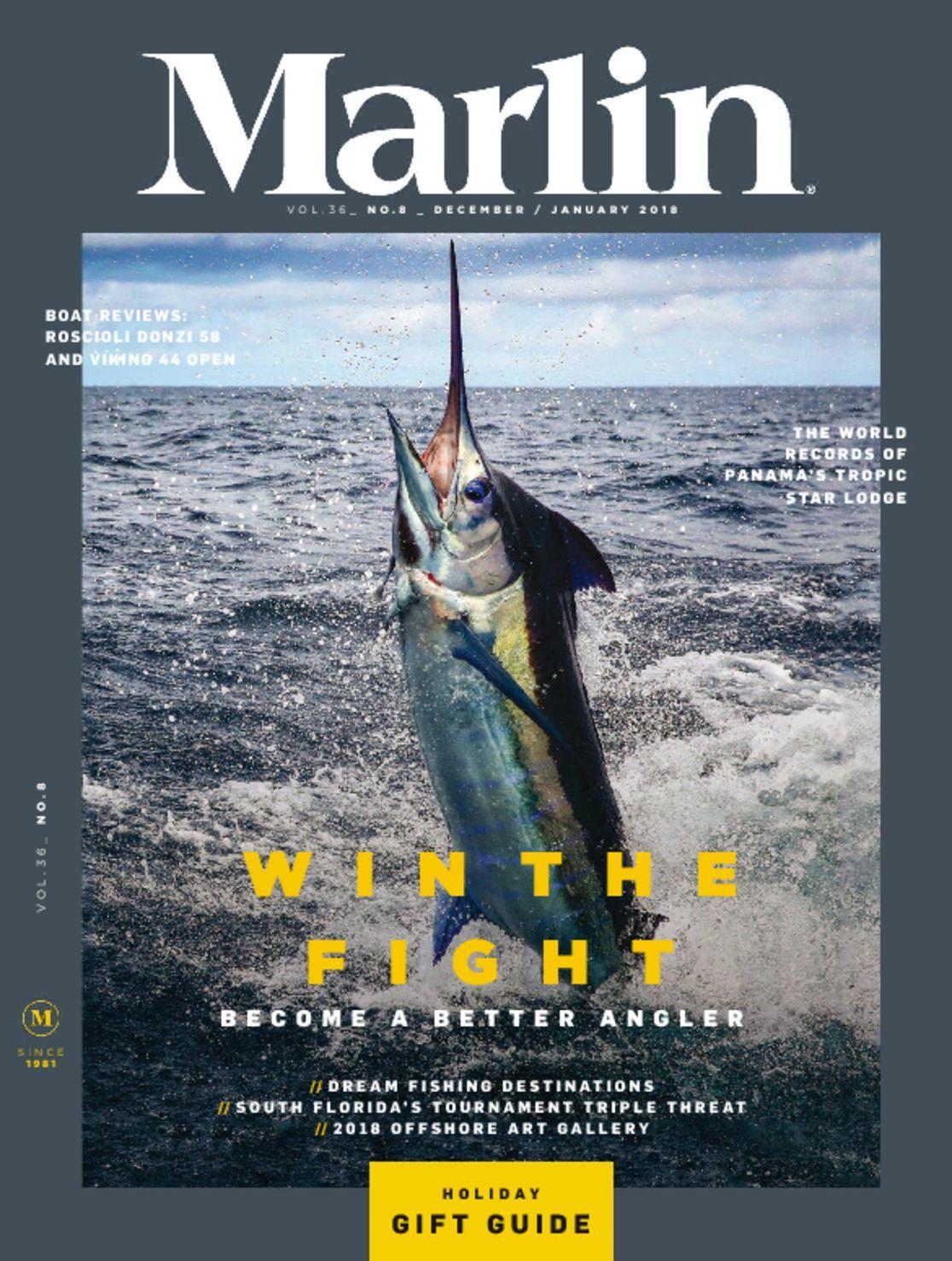 Marlin Digital Magazine Subscription