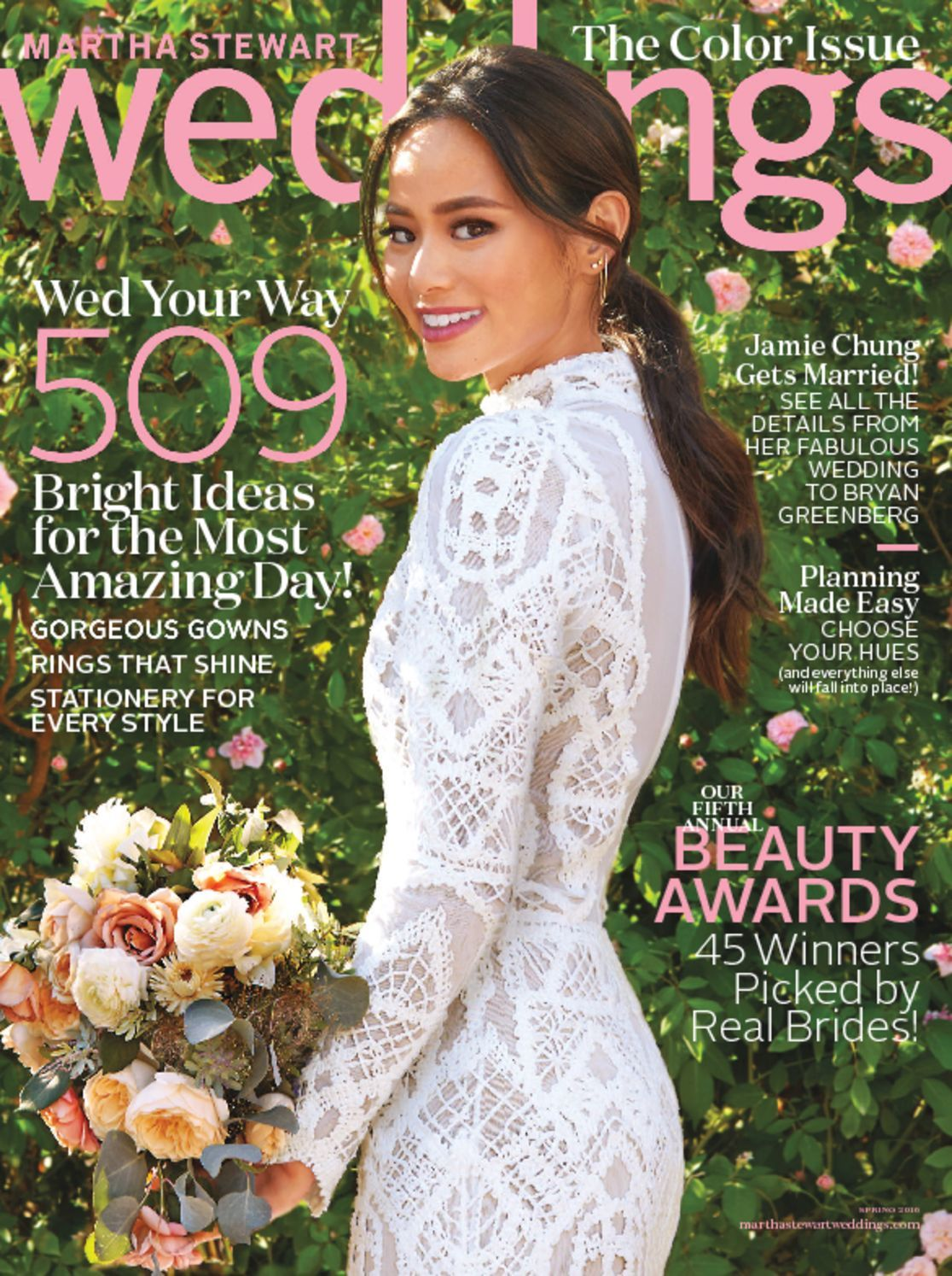 Martha Stewart Weddings Magazine Plan Your Wedding