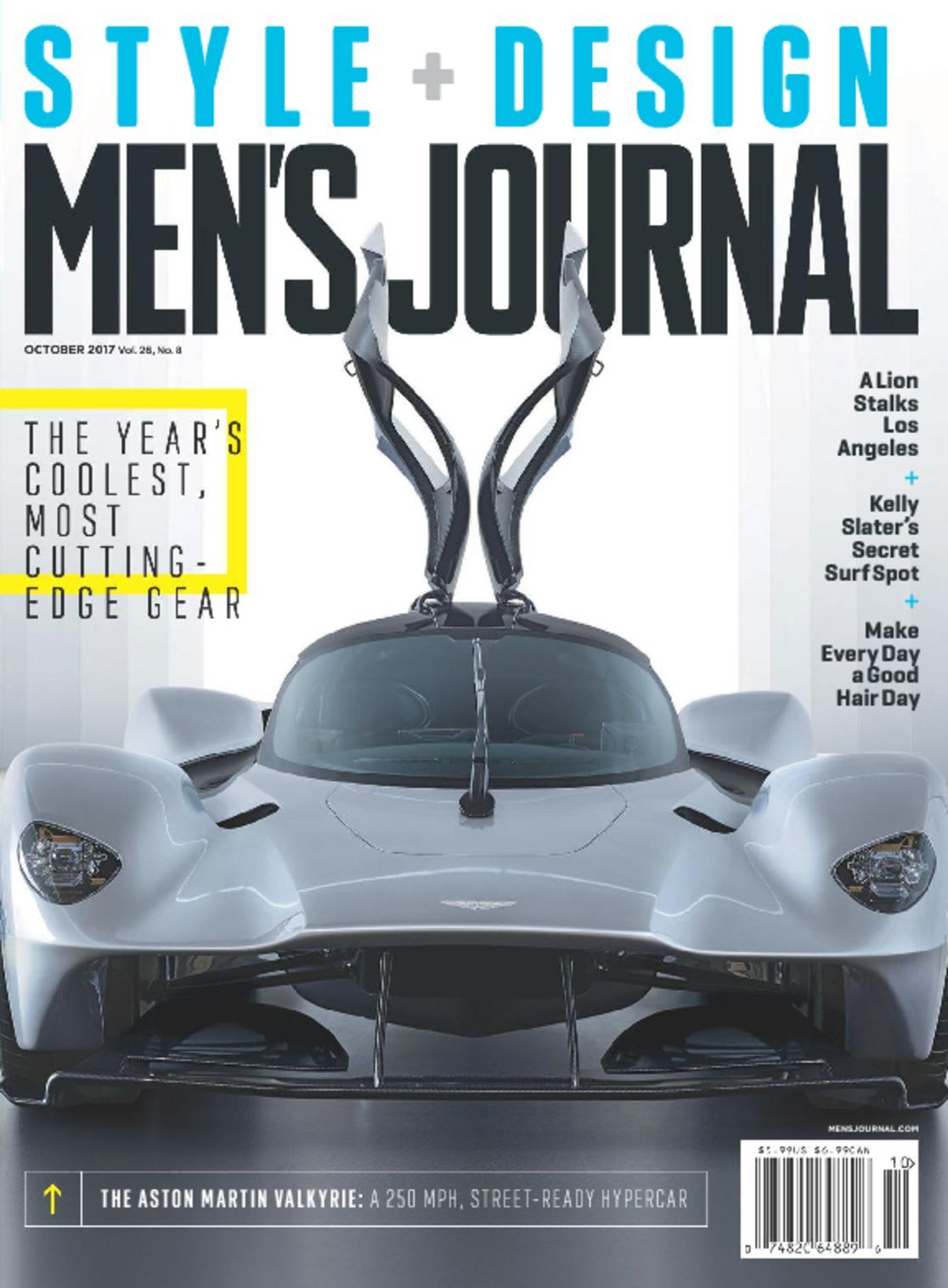 Mens Journal Magazine Subscription