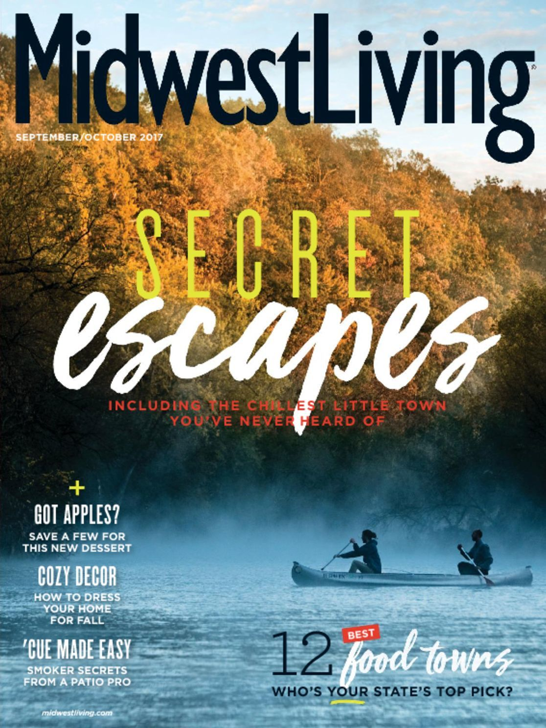 Midwest living magazine for Midwest home magazine