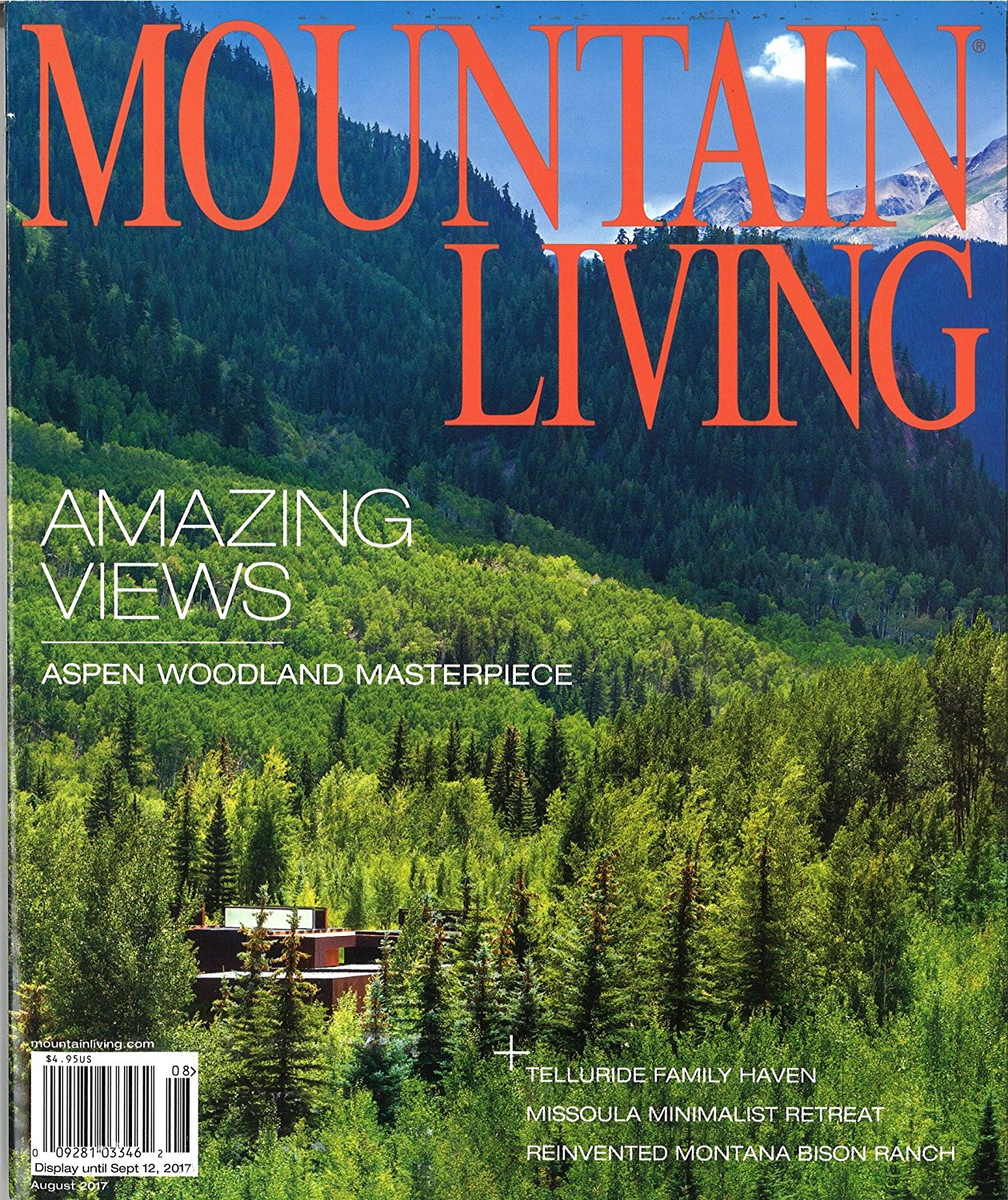 Mountain living magazine your guide to living in the for Mountain living