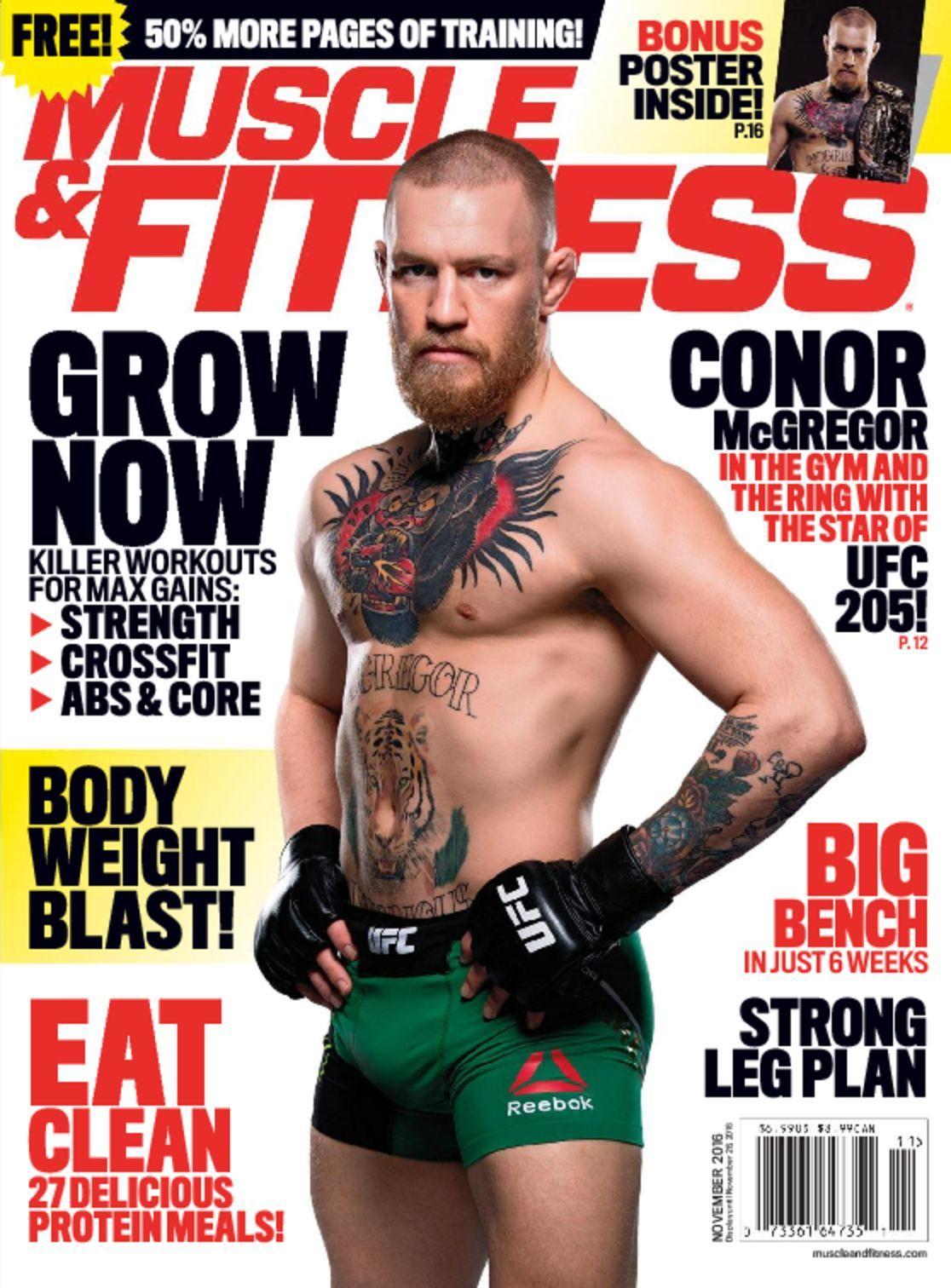 Magazines category Fitness